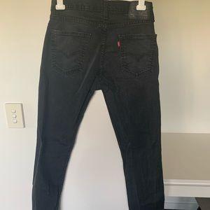 Levi's black pants 34 - 30